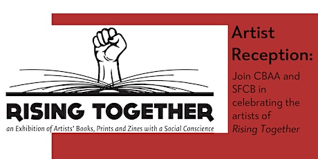 Rising Together: Artist Reception tickets