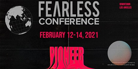 Fearless Conference 2021 - Pioneer tickets