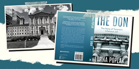 Book Launch for The Don: The Story of Toronto's Infamous Jail tickets
