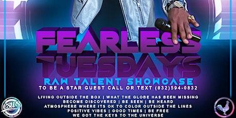 "Fearless Tuesdays &  Trap Karaoke - ""Where Stars Are Born"" tickets"