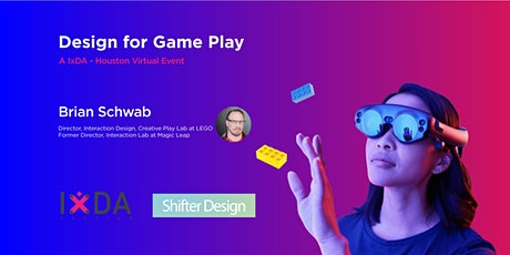 Design for Game Play- IxDA SXSW Special tickets