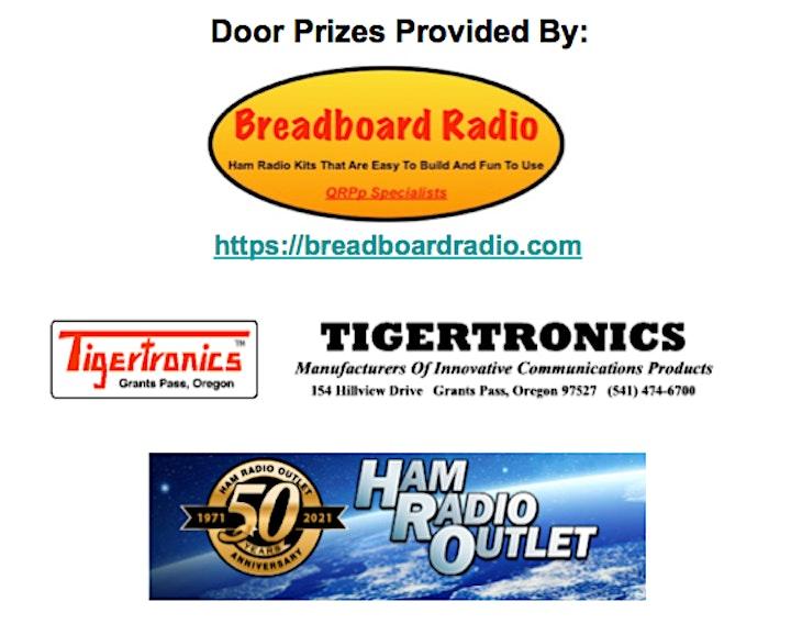 Saratoga County Amateur Radio Association - Virtual HAMFEST 2021 image
