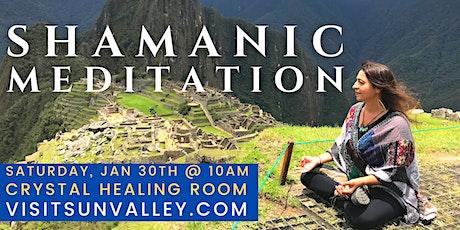 Shamanic Meditation tickets