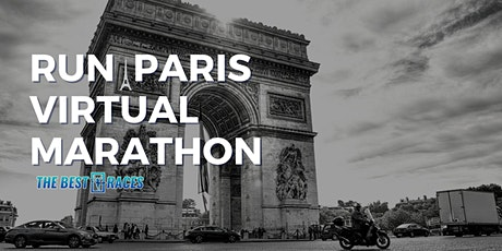 RunParis Virtual Marathon tickets
