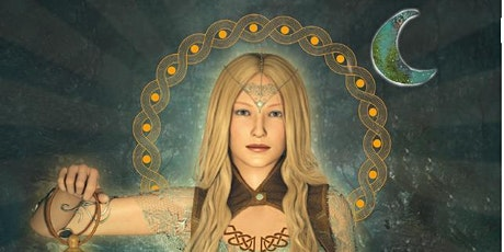 7Feathers Moon Mna Celtic Circle  ~ Visioning with Irish Goddess Aisling tickets