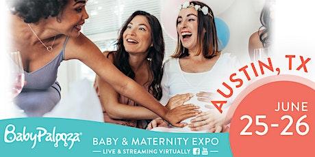 Babypalooza's Virtual Baby Expo: June 25-26 tickets