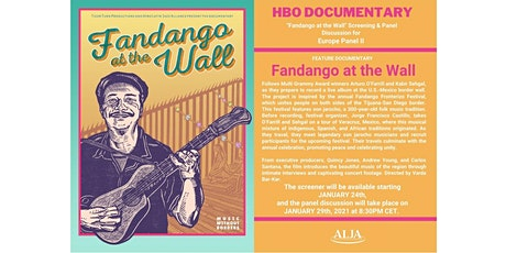 FANDANGO AT THE WALL Screening & Panel Discussion tickets