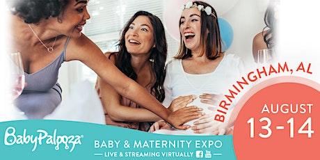 Babypalooza's Virtual Baby Expo: August 13-14 tickets