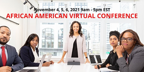 African American Virtual Conference tickets