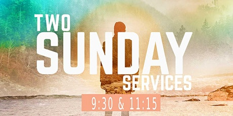 Sunday COG Sunday Services tickets