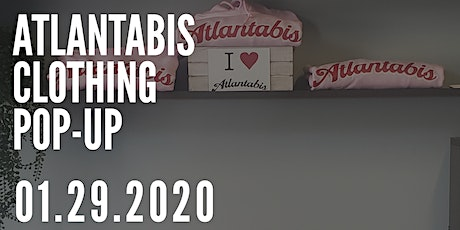 Atlantabis Clothing  x YourCBDStore In-store Pop-Up tickets