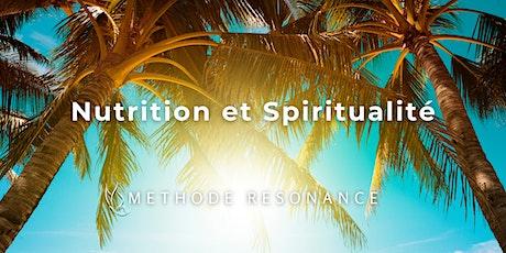 Nutrition et spiritualité billets