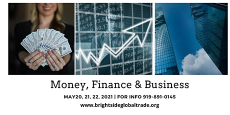Money, Financial and Business Virtual Conference tickets
