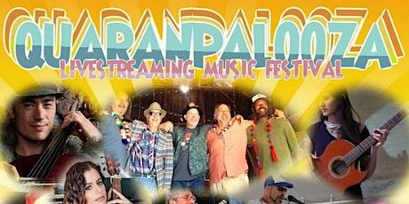 January 2021 QuaranPalooza Livestream Music Fest tickets
