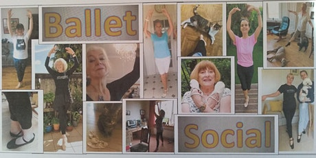 Ballet Social Friday (Adult ballet class for everyone) tickets