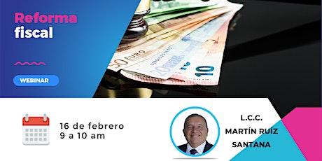 Reforma fiscal 2021 biglietti