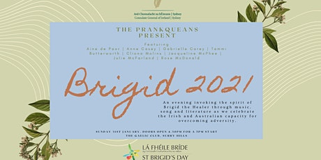 Brigid 2021 - Celebrating Irish Australian Female Creativity tickets