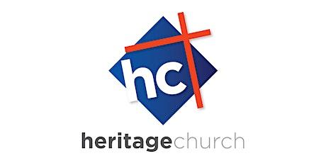 Heritage Church - (SH Campus Tickets) tickets