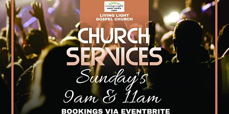 Living Light - 9am Service tickets