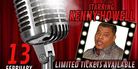 Valentine's Day Paint & Sip Comedy Show  Ft. Kenny Howell tickets