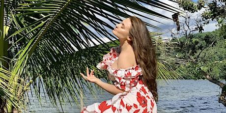 Amazonian Sound Bath Meditation with Sasha Selva tickets