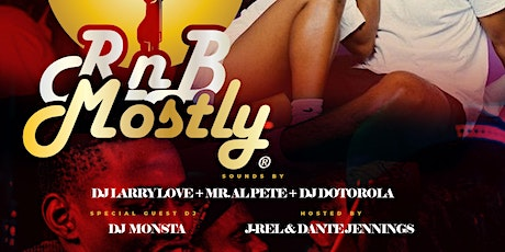 RnBMostly: A Mostly R&B 'DayParty' - Black Love/Black History (Feb. 2021) tickets