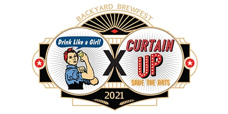 DLG X Curtain Up Backyard Brewfest (Big aLICe- Long Island City) tickets