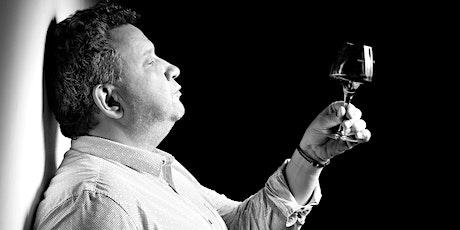 Dégustation virtuelle, avec des vins bien réels. billets