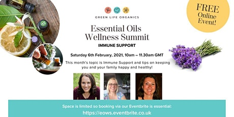 Essential Oil Wellness Summit tickets