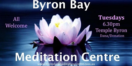 Meditation - Tuesday 26th January 2021 - with Paul Bibby tickets