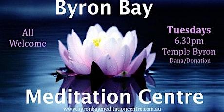 Meditation - Tuesday 26th January 2021 - with Paul Bibby tickets