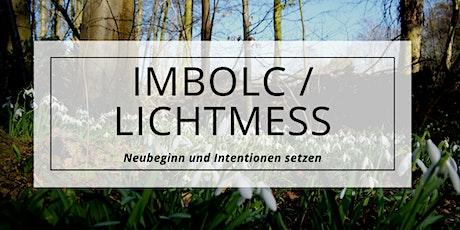 Jahreskreisfest IMBOLC / LICHTMESS (39€, mit Skript + Zusatztipps ) Tickets