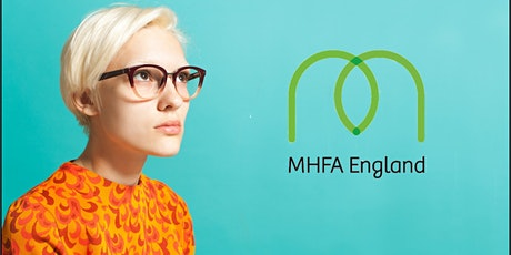 Online Mental Health First Aid - MHFA England Course tickets