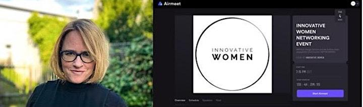 INNOVATIVE WOMEN NETWORKING EVENT am 4.2.21: Design Sprints: Bild