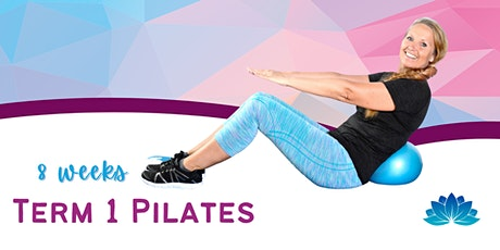 Pilates Term 1: Strong, Stable & Connected tickets