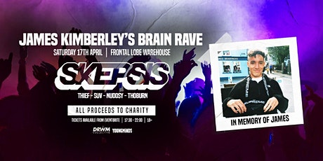 James Kimberley's Brain Rave: w/ SKEPSIS tickets