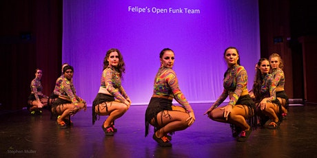 Open Brazilian Funk tickets