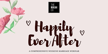 Happily Ever After (Webinar) tickets