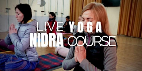 Online Yoga Nidra Course tickets