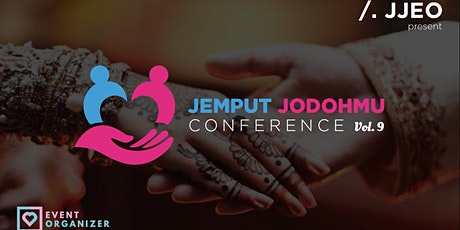 [Seminar Berbayar] Jemput Jodohmu Conference Vol.  tickets