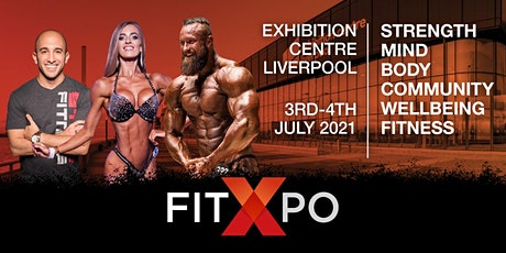FitXpo 2021 tickets