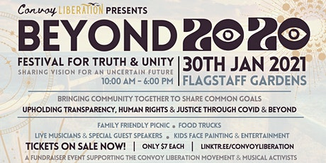 BEYOND 2020 - Festival for Truth & Unity tickets