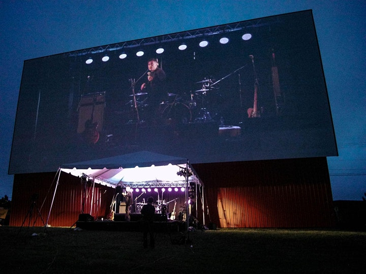 James Mullinger & Friends at the Sussex Drive-In image