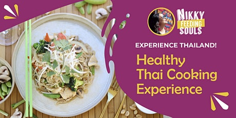 Healthy Thai Cooking Experience​ tickets