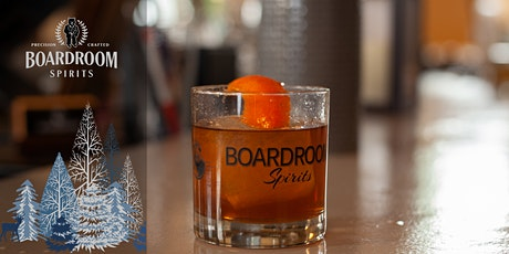 Boardroom Spirits - Winter Cocktail Workshop tickets