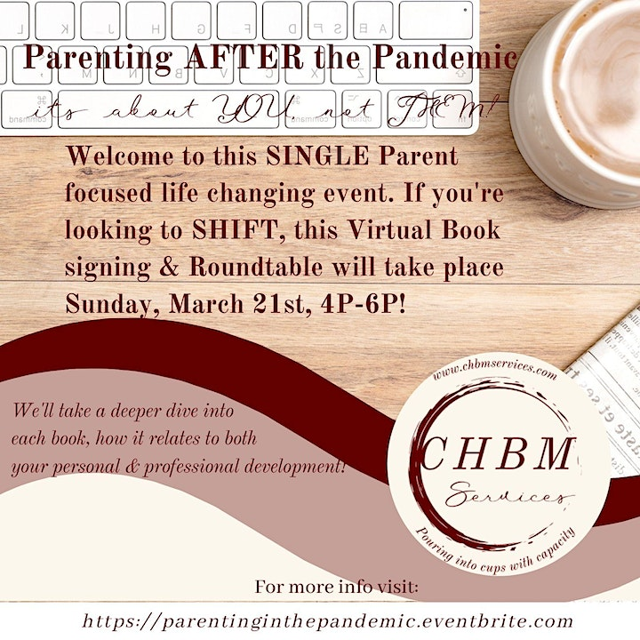 Parenting AFTER the Pandemic - it's about YOU, not THEM! image
