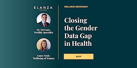 Closing the Gender Data Gap in Health tickets