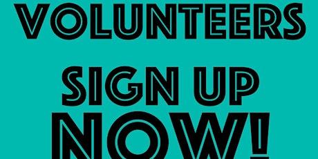 Volunteer Registration September 2021 - New Jersey Horror Con tickets
