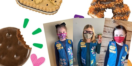 Girl Scout Cookie Booth @ The RIDGE tickets