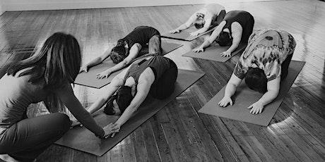Women's Yoga: Slow Deep Stretch tickets